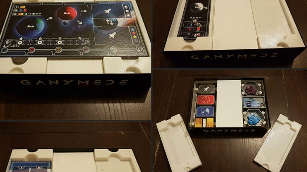 DIY – Insert 3D pour Ganymede par Lacenaire