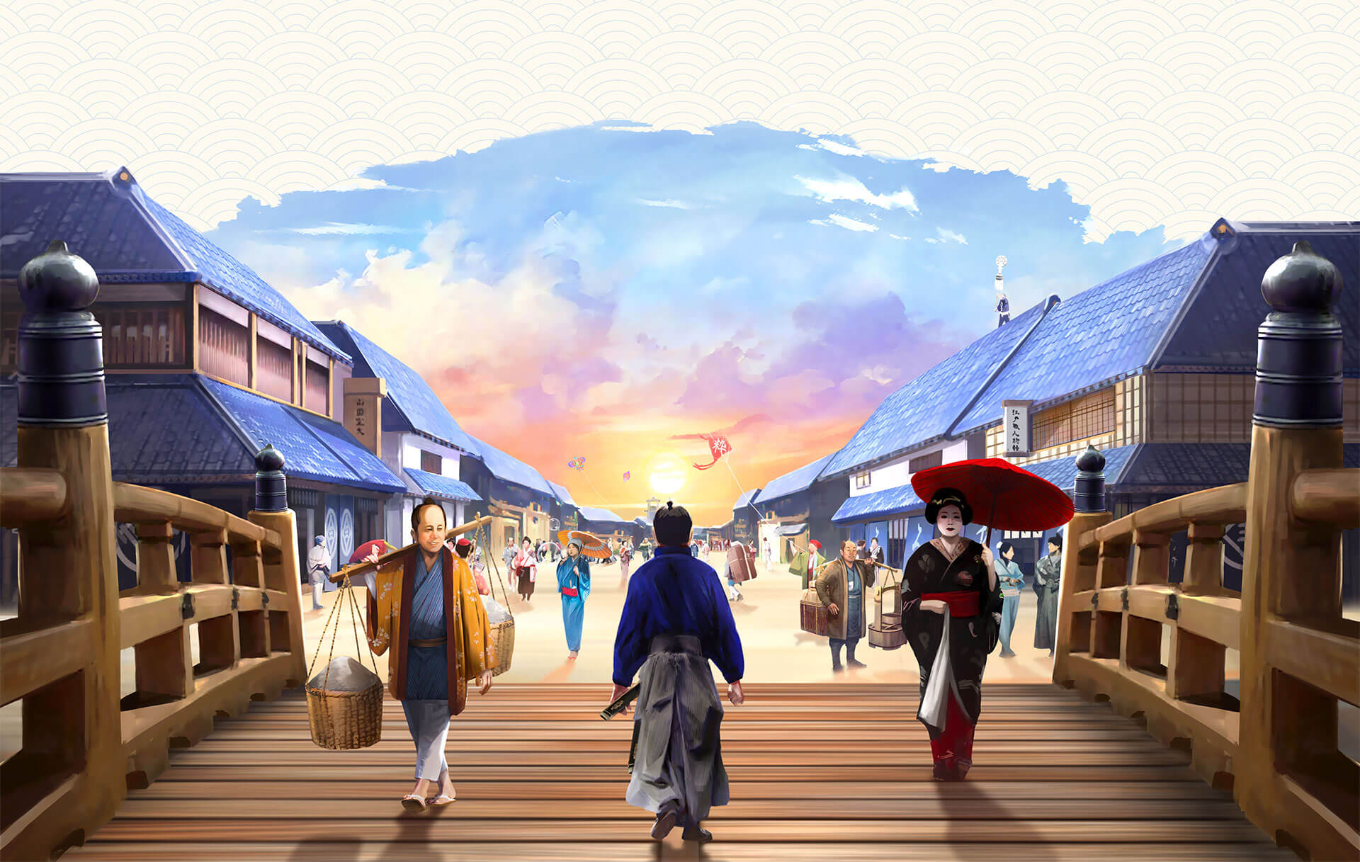 Bienvenue à Nihonbashi – Iki (1/4)