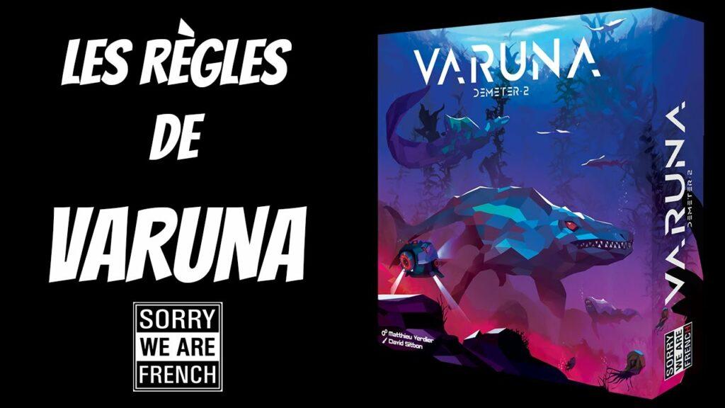 Règles de Varuna – Vidéo